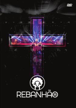 DVD REBANHAO 35 ANOS
