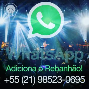 Rebanhao no Whatsapp
