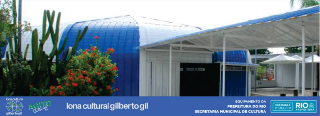 Areninha Carioca Gilberto Gil