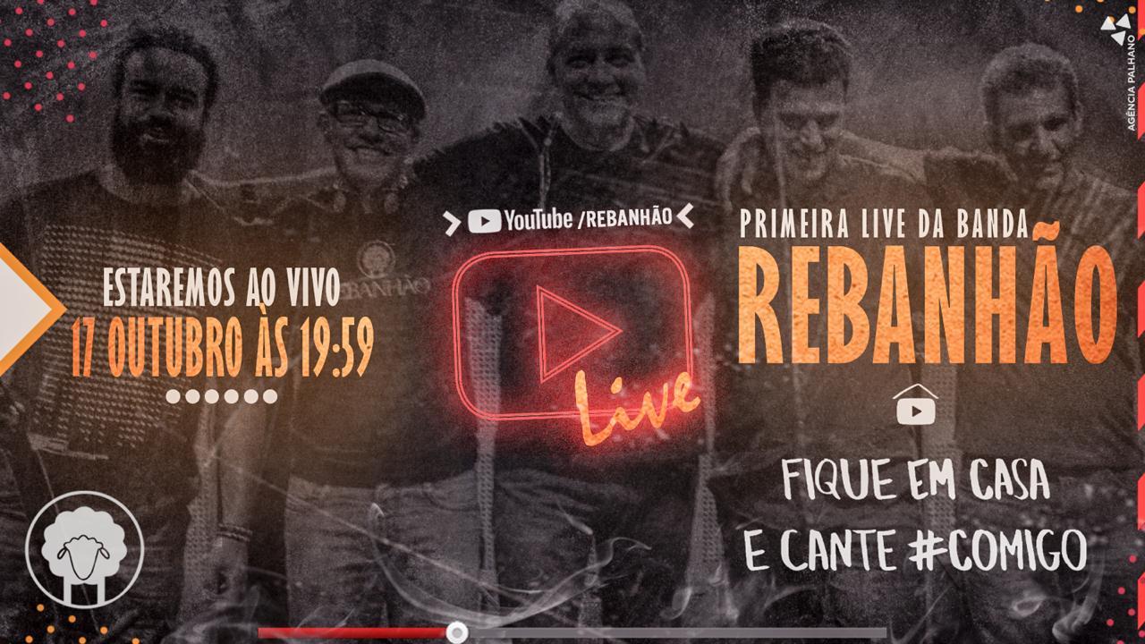 Live Rebanhão 17/10