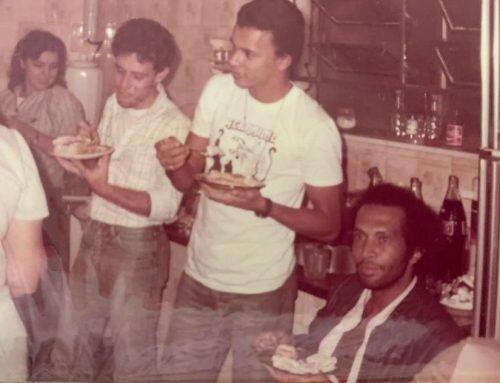 Edson, ex jogador do Botafogo, voltou pra Jesus quando Janires voltava pra casa